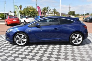 2015 Holden Astra PJ MY15.5 GTC Sport Blue 6 Speed Automatic Hatchback