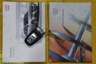 2009 Audi A4 B8 (8K) 2.0 TFSI Avant Black CVT Multitronic Wagon