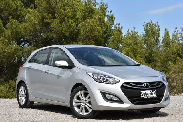 Used Hyundai i30 GD2 MY14 Trophy, 2014 Hyundai i30 GD2 MY14 Trophy Silver 6 Speed Sports Automatic Hatchback
