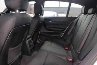 2016 BMW 1 Series F20 LCI 125i M Sport Alpine White 8 Speed Sports Automatic Hatchback