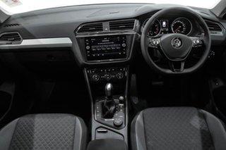 2019 Volkswagen Tiguan 5N MY20 132TSI DSG 4MOTION Comfortline Black 7 Speed.