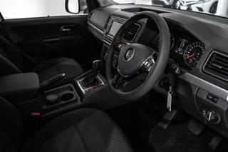 2019 Volkswagen Amarok 2H MY19 TDI550 4MOTION Perm Highline Silver 8 Speed Automatic Utility