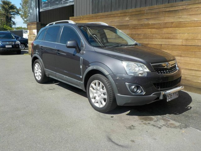Used Holden Captiva CG MY13 5 AWD LT, 2013 Holden Captiva CG MY13 5 AWD LT Grey 6 Speed Sports Automatic Wagon