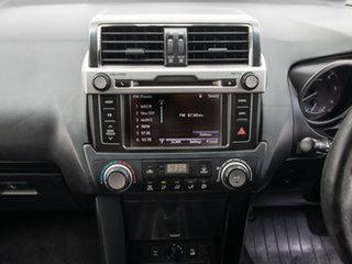 2014 Toyota Landcruiser Prado KDJ150R MY14 GX (4x4) White 5 Speed Sequential Auto Wagon