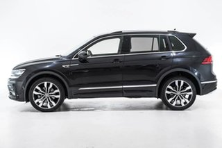 2019 Volkswagen Tiguan 5N MY19.5 162TSI DSG 4MOTION Highline Black 7 Speed