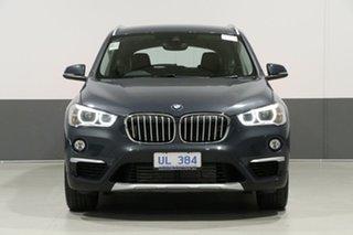 2018 BMW X1 F48 MY19 xDrive 25I Grey 8 Speed Automatic Wagon.