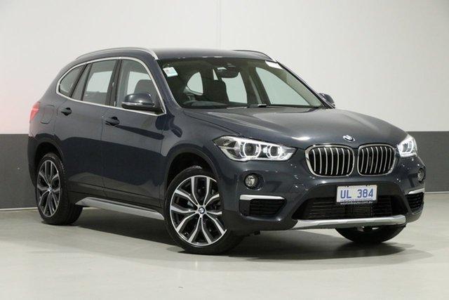 Used BMW X1 F48 MY19 xDrive 25I, 2018 BMW X1 F48 MY19 xDrive 25I Grey 8 Speed Automatic Wagon