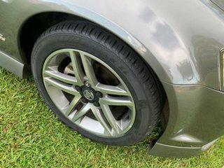 2011 Holden Commodore VE II MY12 SV6 Grey 6 Speed Manual Sedan
