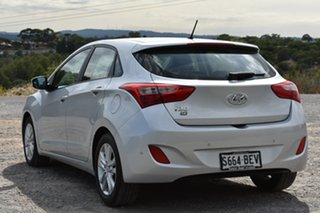 2014 Hyundai i30 GD2 MY14 Trophy Silver 6 Speed Sports Automatic Hatchback