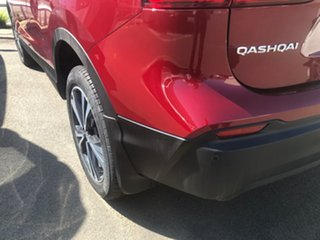 2019 Nissan Qashqai J11 Series 2 ST-L X-tronic Magnetic Red 1 Speed Constant Variable Wagon