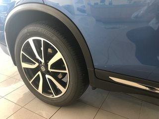 2019 Nissan X-Trail T32 Series II Ti X-tronic 4WD Marine Blue 7 Speed Constant Variable Wagon