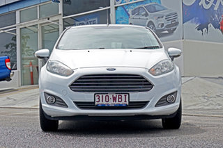 2015 Ford Fiesta WZ MY15 Trend PwrShift White 6 Speed Sports Automatic Dual Clutch Hatchback.