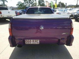 2007 Holden Commodore VZ SV6 Purple Automatic Utility