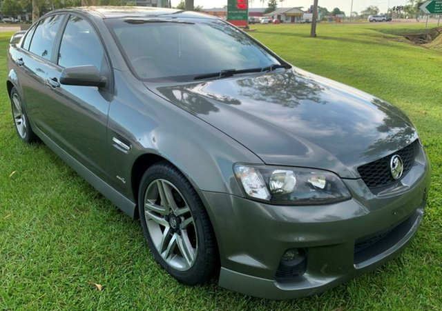 Used Holden Commodore VE II MY12 SV6, 2011 Holden Commodore VE II MY12 SV6 Grey 6 Speed Manual Sedan