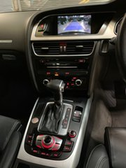 2014 Audi A5 8T MY14 S Line S Tronic Quattro Competition Grey 7 Speed Sports Automatic Dual Clutch