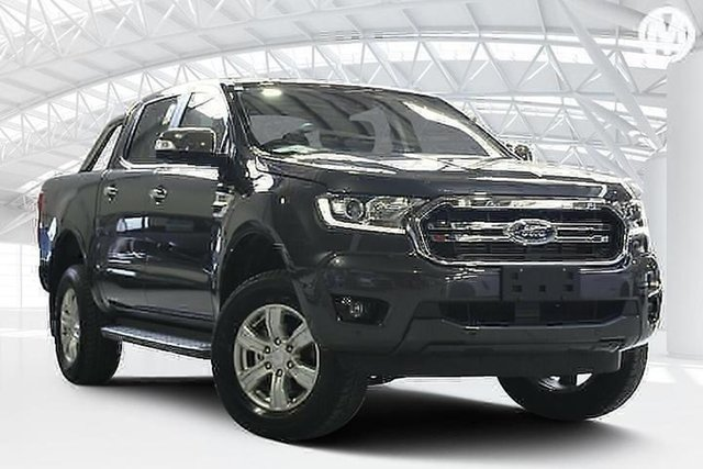 Used Ford Ranger PX MkIII MY19 XLT 2.0 (4x4), 2019 Ford Ranger PX MkIII MY19 XLT 2.0 (4x4) Grey 10 Speed Automatic Double Cab Pickup