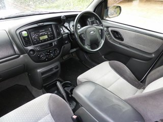2005 Ford Escape ZB XLS White 4 Speed Automatic Wagon.
