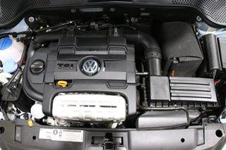 2013 Volkswagen Beetle 1L Blue 6 Speed Manual Hatchback