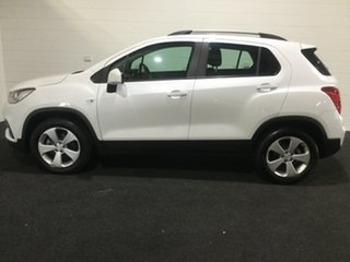 2018 Holden Trax TJ MY19 LS White 6 Speed Automatic Wagon