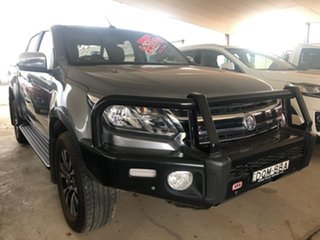 2017 Holden Colorado RG MY17 LTZ (4x4) Satin Steel Grey 6 Speed Automatic Crew Cab Pickup.