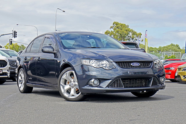 Used Ford Falcon FG XR6, 2011 Ford Falcon FG XR6 Grey 6 Speed Sports Automatic Sedan