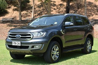 2019 Ford Everest UA II 2019.00MY Trend RWD Grey 10 Speed Sports Automatic Wagon