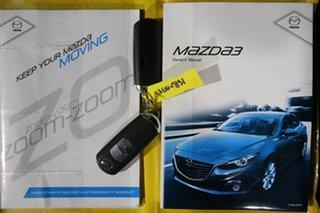 2014 Mazda 3 BM Touring Blue 6 Speed Manual Hatchback