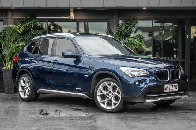 Used BMW X1 E84 MY11 xDrive20d Steptronic, 2010 BMW X1 E84 MY11 xDrive20d Steptronic Blue 6 Speed Sports Automatic Wagon