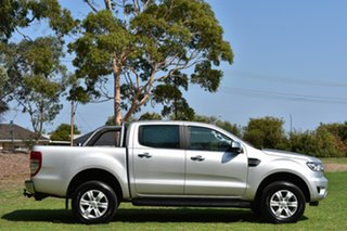 2018 Ford Ranger PX MkIII 2019.00MY XLT Pick-up Double Cab Silver 6 Speed Sports Automatic Utility.