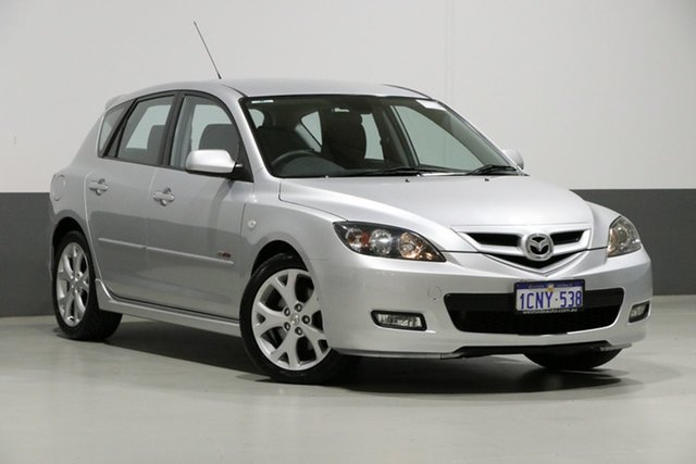 Used Mazda 3 BK MY06 Upgrade SP23, 2007 Mazda 3 BK MY06 Upgrade SP23 Silver 5 Speed Auto Activematic Hatchback
