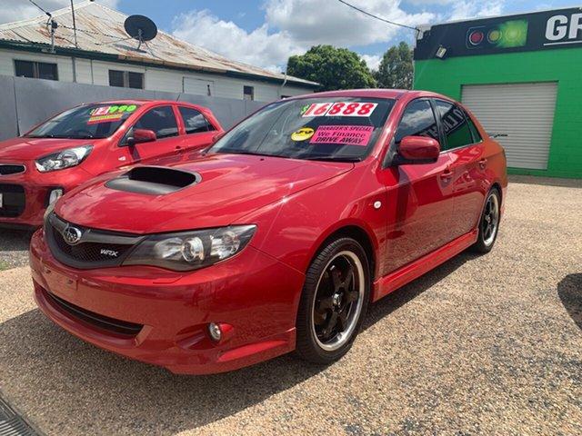 Used Subaru Impreza  , 2010 Subaru Impreza wrx Red 6 Speed Manual Sedan