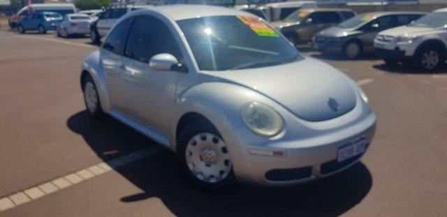 Used Volkswagen Beetle 9C MY2008 Miami Coupe, 2007 Volkswagen Beetle 9C MY2008 Miami Coupe Silver 5 Speed Manual Liftback