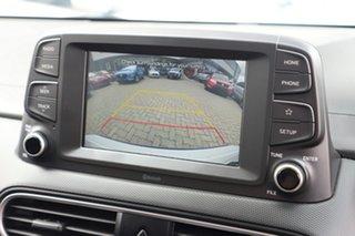 2018 Hyundai Kona OS Active (FWD) Chalk White 6 Speed Automatic Wagon