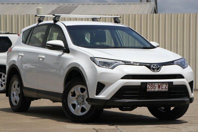 Used Toyota RAV4 ASA44R GX AWD, 2015 Toyota RAV4 ASA44R GX AWD White 6 Speed Sports Automatic Wagon