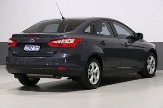 2013 Ford Focus LW MK2 Trend Grey 6 Speed Automatic Sedan