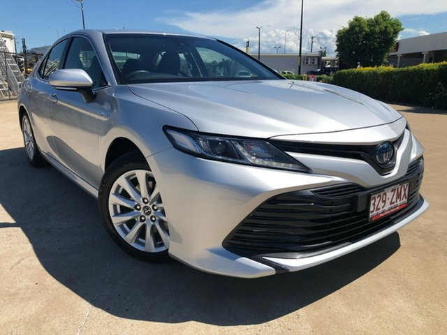 Used Toyota Camry AXVH71R Ascent, 2018 Toyota Camry AXVH71R Ascent Silver 6 Speed Constant Variable Sedan