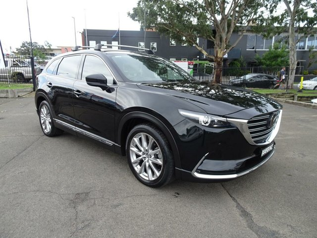 Used Mazda CX-9 TC Azami SKYACTIV-Drive, 2016 Mazda CX-9 TC Azami SKYACTIV-Drive Jet Black 6 Speed Sports Automatic Wagon