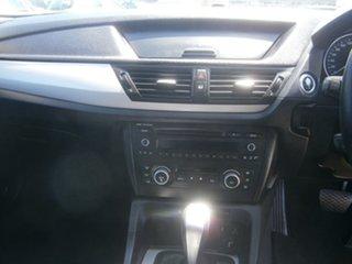 2012 BMW X1 E84 MY0312 sDrive18i Steptronic White 6 Speed Sports Automatic Wagon