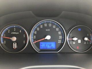 2007 Hyundai Santa Fe CM MY07 SLX CRDi (4x4) Silver 5 Speed Automatic Wagon