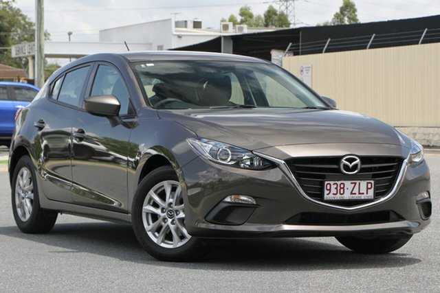 Used Mazda 3 BM5478 Neo SKYACTIV-Drive, 2015 Mazda 3 BM5478 Neo SKYACTIV-Drive Titanium Flash 6 Speed Sports Automatic Hatchback