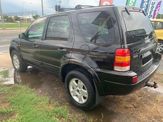 2006 Ford Escape XLT Black 4 Speed Automatic Wagon.