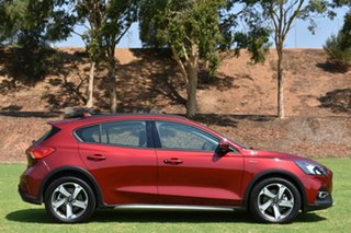 2019 Ford Focus SA 2019.25MY Active Red 8 Speed Automatic Hatchback.