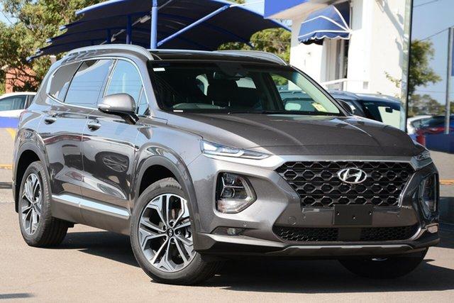 Used Hyundai Santa Fe TM.2 MY20 Highlander Victoria Park, 2020 Hyundai Santa Fe TM.2 MY20 Highlander Magnetic Force 8 Speed Sports Automatic Wagon