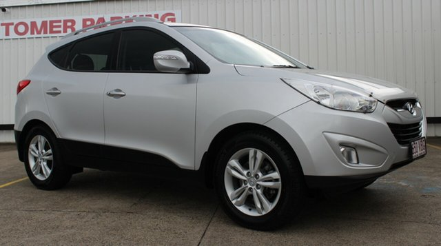 Used Hyundai ix35 LM MY12 Elite AWD, 2012 Hyundai ix35 LM MY12 Elite AWD Silver 6 Speed Sports Automatic Wagon