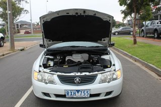 2002 Holden Commodore VY Executive White 4 Speed Automatic Sedan