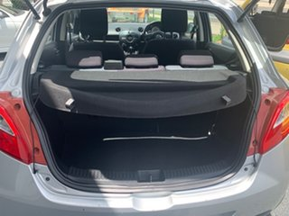 2011 Mazda 2 Silver 4 Speed Automatic Hatchback