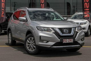 2019 Nissan X-Trail T32 Series II ST-L X-tronic 2WD Brilliant Silver 7 Speed Wagon.
