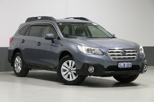 Used Subaru Outback MY17 2.0D AWD, 2017 Subaru Outback MY17 2.0D AWD Grey Continuous Variable Wagon