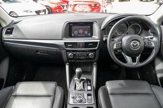 2016 Mazda CX-5 KE1032 Grand Touring SKYACTIV-Drive AWD Silver 6 Speed Sports Automatic Wagon
