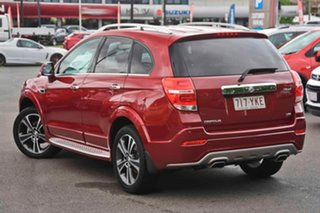 2018 Holden Captiva CG MY18 LTZ AWD Red 6 Speed Sports Automatic Wagon.